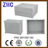 200*200*130 IP65 imprägniern Plastikprojekt-Kasten-elektronischen Kasten