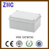 Распределительная коробка высокого качества IP65 Nt 120*80*50 пластичная водоустойчивая электрическая