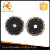 Изогнутые диамантом лезвия вырезывания для изогнутого вырезывания и Sinkholes