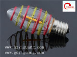 A cópia de cor creativa energy-saving da venda quente decorou o bulbo do filamento do diodo emissor de luz