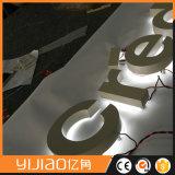 Laser Gravant le Signe Acrylique de LED
