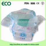 Изготовления пеленок младенца горячей абсорбциы сбывания супер устранимые в Китае