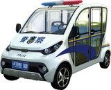 Seaters 4 전기 경찰은 차량을 경비한다