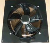 Ventilador axial del metal (450m m) con el motor externo del rotor