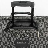 saco de vestuário da tampa dos ternos da roupa do vestido do rolamento da roda do poliéster 1200d