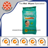Wipes a gettare organici biodegradabili del bambino