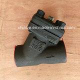 ANSI de Standaard800lb Gesmede Zeven van het Type van Lassen Y van het Staal A105