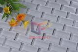 Mattonelle di mosaico di cristallo di vetro bianche eccellenti (CFC138)