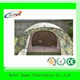 防水キャンバスの適用範囲が広く最もよい災害救助のテント