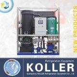 Máquina de hielo del tubo de Koller con alto Effieiency congelado 3000kg/Day