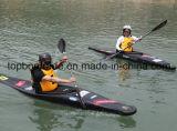 Bâche de protection de PVC pour le canoë de pêche