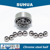 AISI E52100 Gcr15 Suj2 100cr6 Chrome Steel Ball pour Bearing