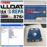 Средство программирования Alldata Mitchell по требованию готовое для работы установлено наилучшим образом в внутренне Harddisk 1tb