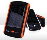 MassenWhosale nachladbare Sonnenenergie-Bank 6000mAh befestigt für iPhone iPad