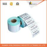 Etiqueta engomada impresa pegamento del precio de venta de la etiqueta de la impresión de la escritura de la etiqueta del mercado estupendo