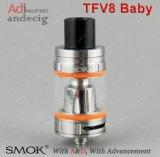 열광하게 하기 3ml 소형 크기 최고 채우는 Smok Tfv8 아기 짐승 본래 Smok Tfv8 아기 탱크 판매