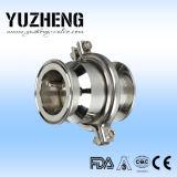 Clapet anti-retour en acier sanitaire Dn20 de Yuzheng