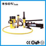 Un cilindro idraulico a semplice effetto poco costoso da 15 tonnellate del fornitore della Cina (SOV-RC)