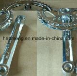 A bicicleta parte Chainwheel/manivela de alumínio de Chainwheel/barato o Chainwheel e a manivela