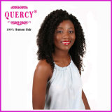 Het In het groot Afro Kroezige Krullende Menselijke Haar van de hoogste Kwaliteit 100% Onverwerkt Ruw Ethiopisch Maagdelijk Haar