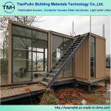 Het het geprefabriceerde Huis van de Verschepende Container/Restaurant van de Container