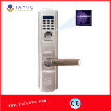 De elektronische Digitale Draadloze Vingerafdruk Doorlock van het Wachtwoord voor de Bouw