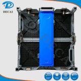 실내 주조 알루미늄 P4 임대 발광 다이오드 표시 스크린을 정지하십시오