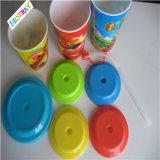 بلاستيك [3د] فنجان عدسيّ مع تبن
