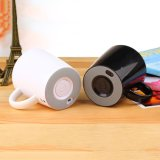 Haut-parleur fort sans fil de cuvette de café de NFC par le modèle le plus neuf
