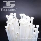 Cinta plástica de nylon da farpa do aço inoxidável da alta qualidade com fábrica