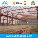 Entrepôt préfabriqué de structure métallique d'étage de la qualité deux