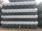 Tubo galvanizado 1.5 pulgadas para el andamio