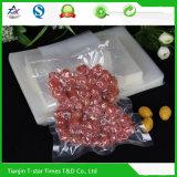 Sac biodégradable de joint hermétique de saucisse de catégorie comestible