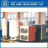 Pequeño generador del nitrógeno del oxígeno del Psa de la unidad de la separación del aire