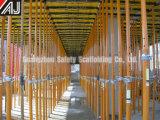Andamio de acero ajustable resistente del apoyo, fábrica de Guangzhou