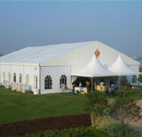 Exhibition ao ar livre Party Event Tent, Lining e Curtain Decoration
