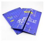 Servicio de impresión a todo color plegable puerta del aviador (jhy-494)