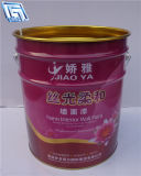 PaintまたはOil /Latex Paint PailのためのLock Ring Lidの18litre Cheap Tinplate Paint Pail