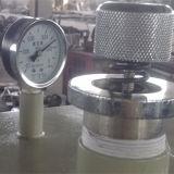 Línea tamaño pequeño de la protuberancia del tubo doble del PVC
