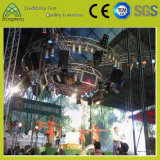 Aluminiumlegierung-sechseckiger Kreis-Binder-Stadiums-Beleuchtung-Binder (ZC-R 0060)