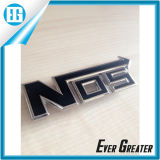 Plastic personalizado Badge Emblems Sticker 3D Metal Car Auto 3D Alloy Badge