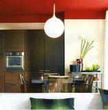 Weißes Glass Shade Wohnzimmer Floor Lights (406F3)