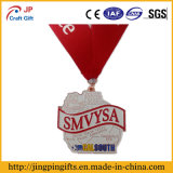 スポーツのためのカスタム高品質の締縄の金属メダル