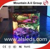 고품질 옥외 P10 둥근 LED 텔레비젼 위원회