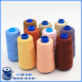 Linha 60s/3 Sewing Overhand girada da venda núcleo poli quente