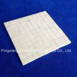 Grupo Mosaico de cerámica de alúmina (Mat: nylon, papel, tela) para la protección contra el desgaste