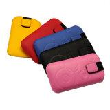 Caso portable del estilo del tirón para el teléfono móvil (multicolor)
