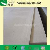 Panneau de tissu-renforcé approuvé de cloison de plafond de ciment de la CE