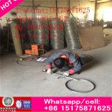 Ventilatore industriale del ventilatore di flusso assiale dello scarico del vapore della parete del ventilatore della soffitta di Cfm di alto potere 300