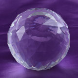 Facets、Faceted Crystal Ballの透過Crystal Glass Ball